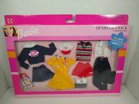 Vintage Barbie Hip Denim Fashions Gift Pack 1999 Mattel 68692-97 NRFB NEW