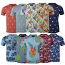 Mens Tokyo Laundry Hawaiian Floral T- Shirt Short Sleeve Casual Summer S-XXL