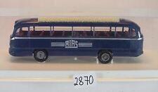 Brekina 1/87 5205 MERCEDES BENZ o 321 autolinea Rías Berlino OVP #2870