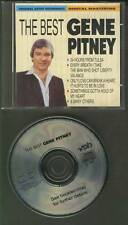GENE PITNEY The Best 1990 CD SOUND PRODUCTS HOLLAND