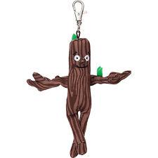 Stickman Keyring / Backpack Clip Soft Toy -  Stick Man by Julia Donaldson
