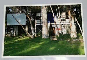"""The Eames House Postcard 4.25""""x6.25"""" by Charles & Ray Eames  Arts & Architecture"""