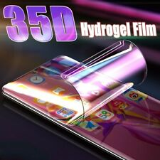 Silicon screen pellicola in idrogel 35D HD per HUAWEI MATE 20 P20 P30 P40 PRO