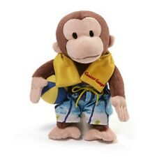 RETIRED GUND  CURIOUS GEORGE - SWIM TRUNKS  - DAY AT THE BEACH