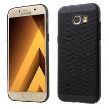 Samsung Galaxy J7 2017 Étui Coque Téléphone Portable Protection Pochette de Noir