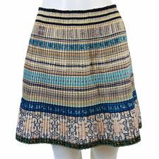 NWOT Club Monaco Womens Pleated Striped Skirt ($159.00)