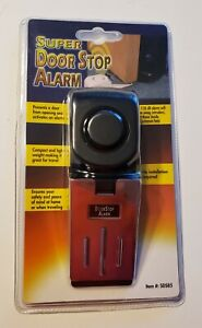 Streetwise Door Stop Alarm Portable For Home College Travel Brand New