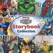 Marvel Storybook Collection (Marvel Super Heroes), Marvel, Very Good Book