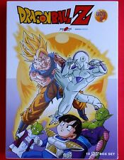 dragon ball z box 2 collection box set 10 dvd goku vegeta freezer akira toriyama