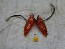SYM MOPED SCOOTER FRONT INDICATORS WINKERS PAIR