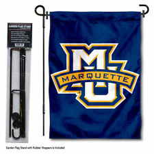 Marquette Golden Eagles Garden Flag and Yard Stand Included