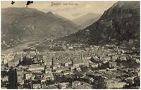 BOZEN Bolzano Panorama vom Virgl Südtirol ~1910/20 Dolomiten Dolomiti Italien