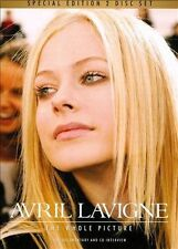 NEW Lavigne, Avril - The Whole Picture (DVD)