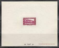 Fr. Morocco Sc165A Architecture, Valley of Draa, Deluxe Proof