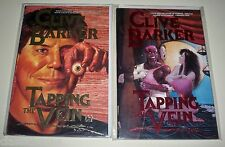 Clive Barker Tapping the Vein 1 to 2
