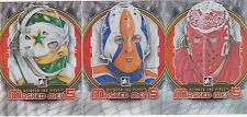 12-13 ITG Gilles Meloche /50 Masked Men 5 Silver Between The Pipes 2012
