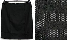 Knielange Stretchröcke aus Polyester für die Freizeit