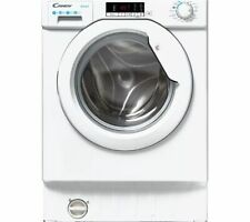 CANDY CBW 47D2E Integrated 7kg 1400 Spin A+++ Washing Machine White - Currys