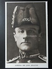 Naval Navy Portrait of ADMIRAL SIR JOHN JELLICOE c1915 by Photochrom Co Ltd