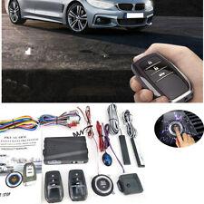 12V Car Ignition Switch RFID Engine Start Push Button Keyless Entry Starter Kit