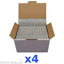 4x 6KG 24KG Pesa de equilibrada 12x5g Klebegewichte Pesos 400 Pasador 5gx12