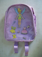 Disney Tinkerbell Young Girl's BACKPACK with Tags Minor storage blemishes NEW