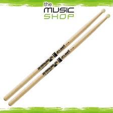 3x Pairs Promark Hickory 715 Tony Verderosa Drumsticks with Nylon Tips - TX715N