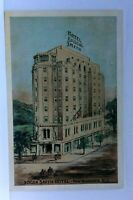 New Brunswick New Jersey Roger Smith Hotel Vintage Postcard