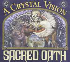 New: Sacred Oath: A Crystal Vision  Audio CD