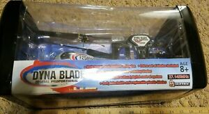 Dyna Blade DIGITAL PROPORTIONAL 27.145MHz RC Helicopter VIRZTEX unopened Box NOS