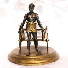 """Magnificent 19 C Austrian Orientalism Bronze Center Piece """" Must See """""""