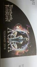 """Zwei Eintrittskarten für das                    """" Feuerwerk der Turnkunst"""""""