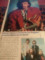 George Harrison Muere En LA