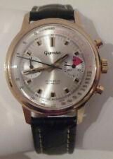 Rarität: Vintage Gigandet Wakmann Breitling Chronograph Cal. Valjoux 7733 -TOP !