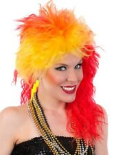 Cyndi Lauper Wig True Colours Pop Star Fancy Dress Costume 80's Musician Singer