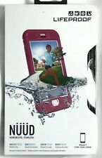 LifeProof NÜÜD Waterproof Case for Apple iPhone 8/7 - Plum reef purple