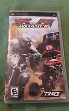 SONY PSP PLAY STATION PORTABLE GAME MX VS. ATV UNTAMED 2007 WITH MANUAL