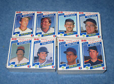 1987 MSA M&M'S Star Lineup Lot of 100 complete sets of 24 cards E1279