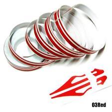 Car Decal Striping Pin Stripe Steamline Double Line Tape Vinyl Sticker saus12