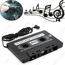 New Car Cassette Tape Adapter Cassette Mp3 Player Converter For iPod For iPhone