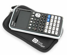 More details for black neoprene calculator case for hp prime graphing calculator (g8x92aa)