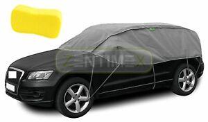 Atmungsaktive Halbgarage für  Nissan X-Trail 1 T30 Geländewagen SUV 5-türer 06.0