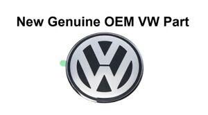 New GENUINE OEM  VW Beetle 1999-2005 Rear Trunk Emblem Badge Logo 1C0853630KWV9