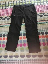 Karrimor mans XL stretch hiking trousers. good condition