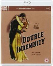 Double Indemnity Masters of Cinema Blu-ray