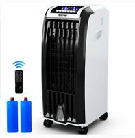 Portable Air Conditioner Cooler Fan Home Room Anion Humidify Air Cooling Cool