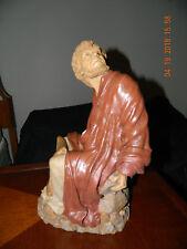 "Cairn Tom Clark "" Abraham "" Statue"