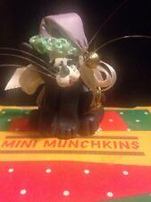 Christmas Ornament Cat Kitten Santa Hat Mini Munchkins Possible Dreams Vintage