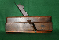 "Antique Vintage MARPLES & SON 3/4"" SINGLE BOX SIDE BEAD Moulding Plane Inv#EB67"
