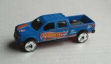 Hot Wheels 2009 Ford F-150 Pickup Truck blau HW 50th Race Team Auto Car ´09